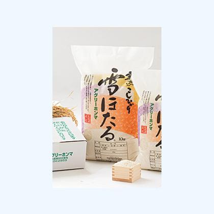 特別栽培米コシヒカリ雪ほたる 10kg