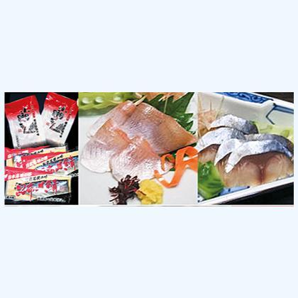味の郷 小鯛と鯖の昆布〆セット