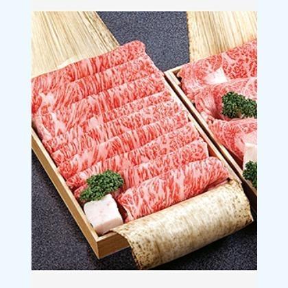 松阪牛ロースすき焼用