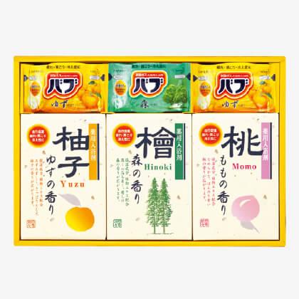 四季折々 薬用入浴剤セットK(1)