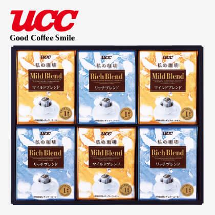 UCC 一杯抽出型レギュラーコーヒー「私の珈琲」K(3)