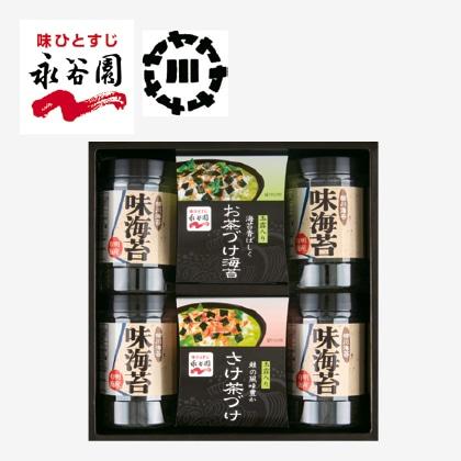 永谷園お茶漬け・柳川海苔詰合せ(4)