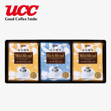 UCC一杯抽出型レギュラーコーヒー「私の珈琲」C(1)