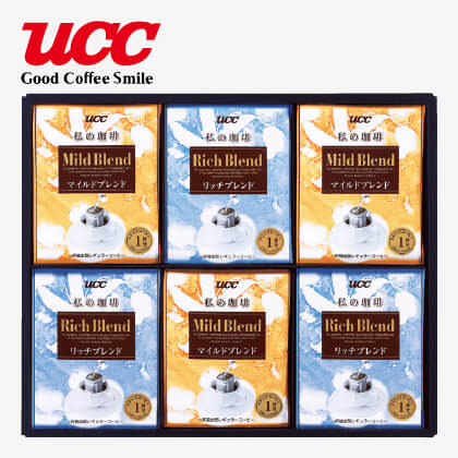 UCC一杯抽出型レギュラーコーヒー「私の珈琲」C(4)