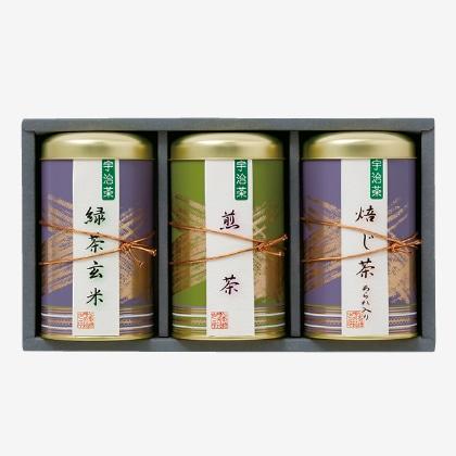 宇治銘茶詰合せ(1)