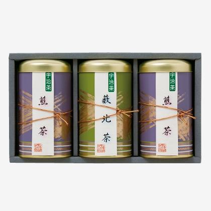宇治銘茶詰合せ(3)