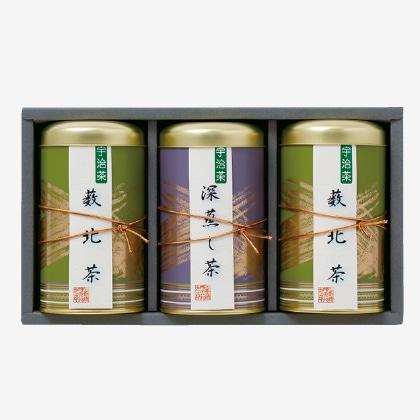 宇治銘茶詰合せ(4)