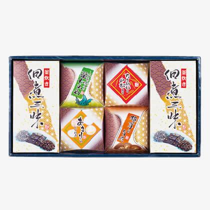 山海の豊秀 佃煮 惣菜バラエティセット(3)