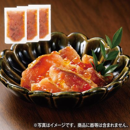 函館の老舗「布目」の秋鮭いくら漬