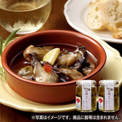 海餐の宴 牡蠣のアヒージョ