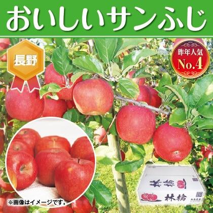サンふじ(家庭用)2.8kg