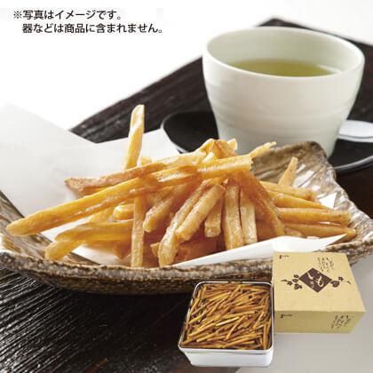 <澁谷食品>1kg缶入芋けんぴ