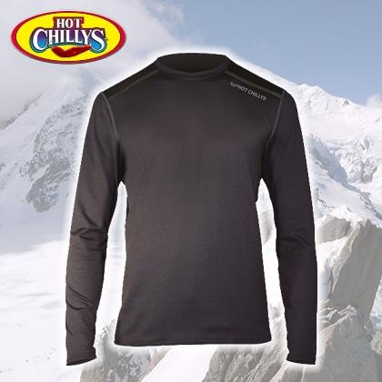 HC9909 Sサイズ マイクロエリートシャモア 男性用 長袖クルーネック