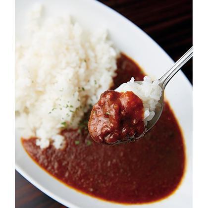 門崎熟成肉カレー