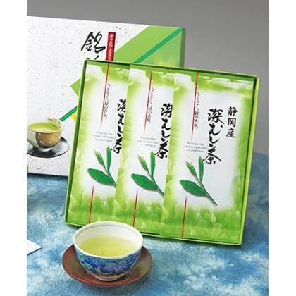 静岡産深むし煎茶