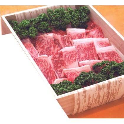 三重県産黒毛和牛網焼き用