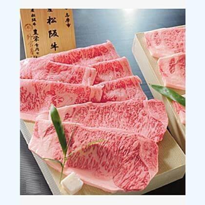 松阪牛 ステーキ用・すき焼用セット