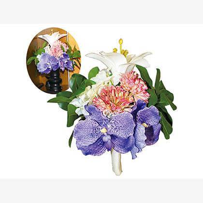 造花お供え組束