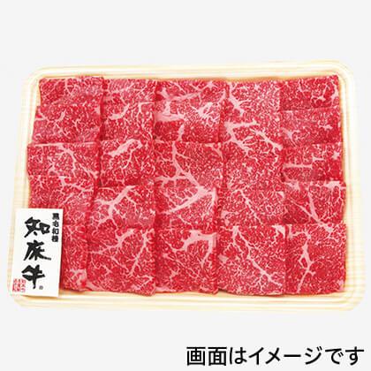 知床牛モモ焼肉用