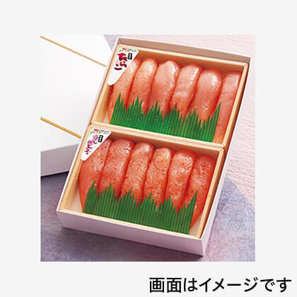 たらこと明太子(無着色) 320g