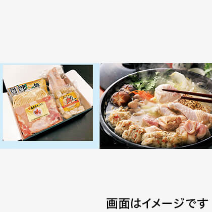 純系名古屋コーチン鍋