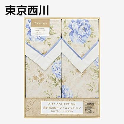 東京西川 ブランケット2枚セット