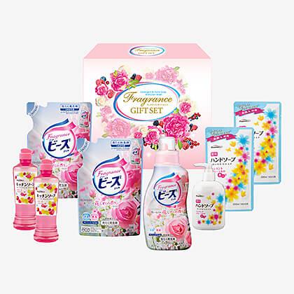 液体洗剤フレグランスギフトセットK B