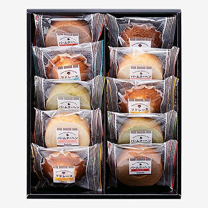 スウィートタイム・焼き菓子セットS A