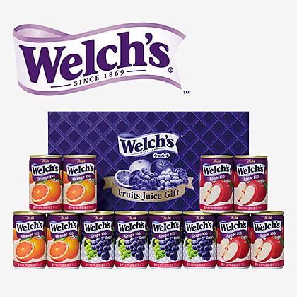 ウェルチ 100%果汁ギフトC A