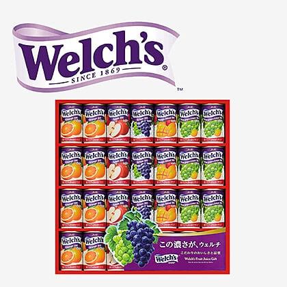 ウェルチ 100%果汁ギフトC C