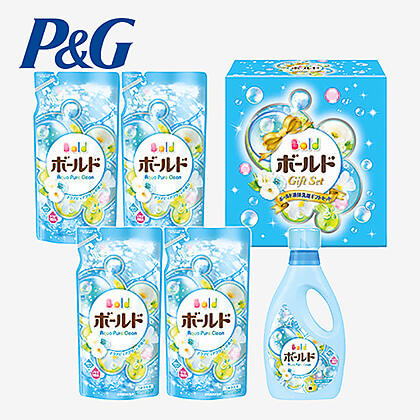 P&G ボールド液体洗剤ギフトセット A