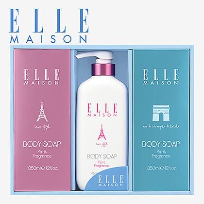 エルメゾン(ELLE MAISON)ボディソープセット B