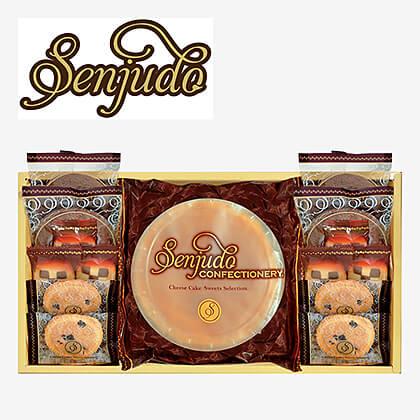 Senjudoスイーツセット C