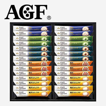 AGF ブレンディカフェラトリースティックギフト