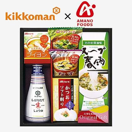 キッコーマン&アマノフーズ食品アソート A