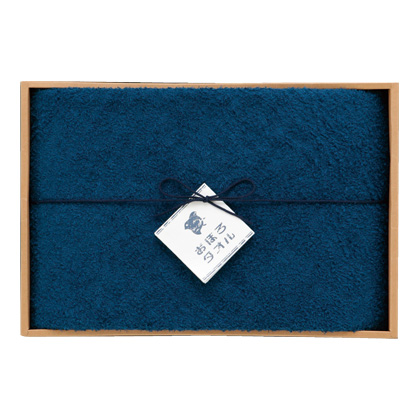 おぼろタオル 日本の伝統色バスタオル
