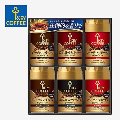キーコーヒー 挽きたての香りギフト C