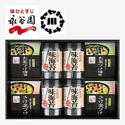 永谷園お茶漬け・柳川海苔詰合せ E