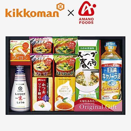 キッコーマン&アマノフーズ食品アソート C