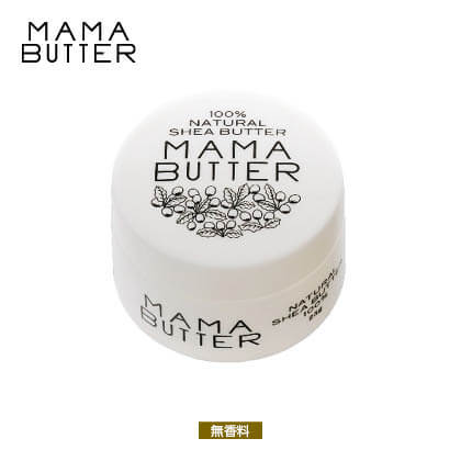 〈ママバター〉フェイス&ボディクリーム
