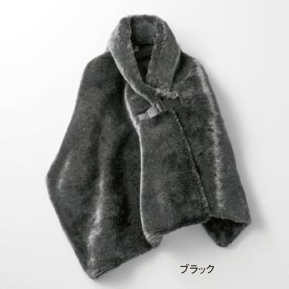 CALDO NIDO ELITE(カルドニード・エリート・ショール)(ブラック)