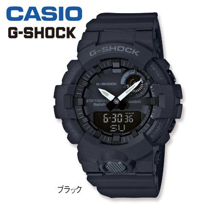 〈G−SHOCK〉G−SQUAD アスリートG−SHOCK(ブラック)