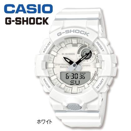 〈G−SHOCK〉G−SQUAD アスリートG−SHOCK(ホワイト)