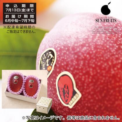 宮崎県産 完熟マンゴー「太陽のタマゴ」
