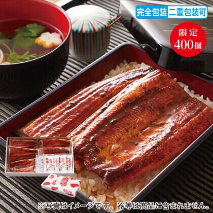 木曽三川うなぎ蒲焼(120g×4袋)