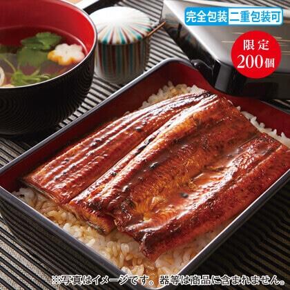 木曽三川うなぎ蒲焼(120g×6袋)