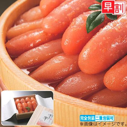 まるいち博多辛子明太子(無着色)440g