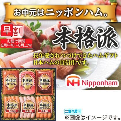 日本ハム本格派ギフトセット NH−341