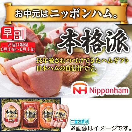 日本ハム本格派ギフト NH−375