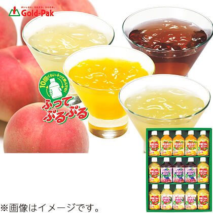 国産果物ゼリーセット TS−27